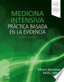 Medicina Intensiva. Práctica Basada En La Evidencia
