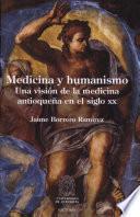 Medicina y humanismo