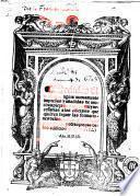 Medidas d[e]l Romano