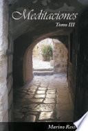 Meditaciones, Tomo III