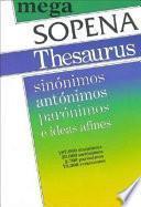 Mega thesaurus