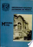 Memoria, 1998