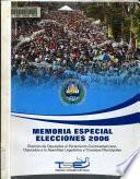 Memoria especial, elecciones 2006
