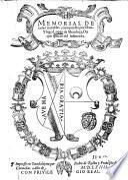 Memorial de cosas notables, compoesto por don Yñigo de Mendoça, duque quarto del Infantado