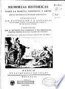 Memorias históricas sobre la marina, comercio y artes de la antigua ciudad de Barcelona ...