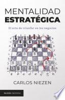 Mentalidad estratégica