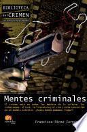 Mentes criminales