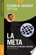 Meta, La (Tercera Edición revisada)