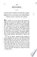 Metalurgia. Noticias sobre el beneficio por fuego de los minerales de plata en Angangues, por D. Diego Schmitz, etc. (Traducida del Aleman.).