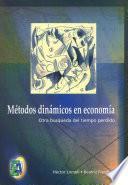 Métodos dinámicos en economía