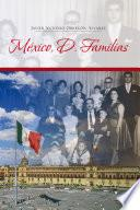 México, D. Familias