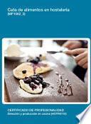 MF1062_3 - Cata de alimentos en hostelería