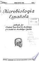 Microbiología española