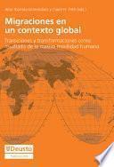 Migraciones en un contexto global