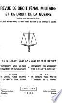 Military law and law of war review