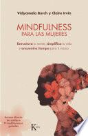 Mindfulness para las mujeres