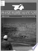 Minería chilena