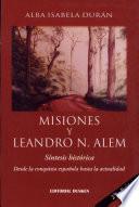 Misiones y Leandro N. Alem