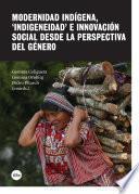 Modernidad indígena, indigeneidad e innovación social desde la perspectiva del género (eBook)