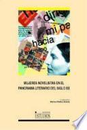 Mujeres novelistas en el panorama literario del siglo XX