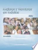 Mujeres y hombres en México 2004. 8a. Edición