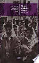 Mujeres y Política en Chile