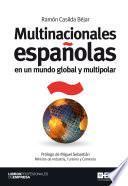 Multinacionales españolas en un mundo global y multipolar