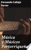 Música y Músicos Portorriqueños