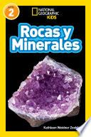 National Geographic Readers: Rocas y minerales (L2)