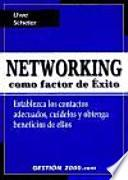 Networking como factor de éxito