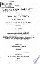 Neuestes und vollständigstes Taschenwörterbuch der Spanischen und Deutschen Sprache