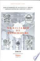 Nobiliario de Extremadura: F-Hervas