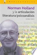Norman Holland y la articulación literatura/psicoanálisis
