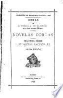 Novelas cortas: Historietas nacionales
