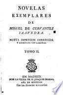 Novelas exemplares de Miguel de Cervantes Saavedra
