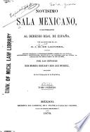 Novisimo Sala Mexicano