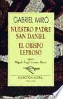 Nuestro padre San Daniel ; El obispo leproso