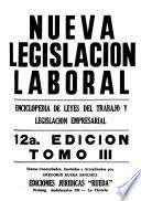 Nueva legislación laboral