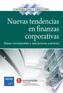 Nuevas tendencias en finanzas corporativas