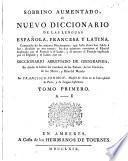 Nuevo diccionario de las lenguas española, francesa y latina