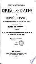 Nuevo diccionario espanol- frances y frances-espanol