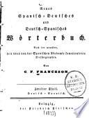 Nuevo diccionario portátil de las lenguas española y alemana0