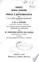 Nuevo manual completo de física y meterología