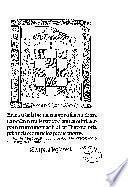 Obra de las epístolas y oraciones de la bien auenturada Virgen Sancta Catherina de Sena de la Orde[n] de los Predicadores