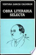 Obra literaria selecta