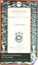 Obras de Don Florencio M. del Castillo