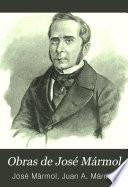 Obras de José Mármol