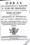 Obras del Venerable Fr. Luis de Granada