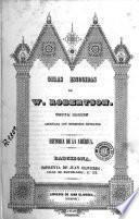 Obras escogidas de W. Robertson, Historia de la America, 1