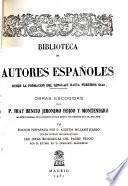 Obras escogidas del padre fray Benito Jerómino Feijoo y Montenegro .. con una noticia de su vida y juico crítico de sus escritos